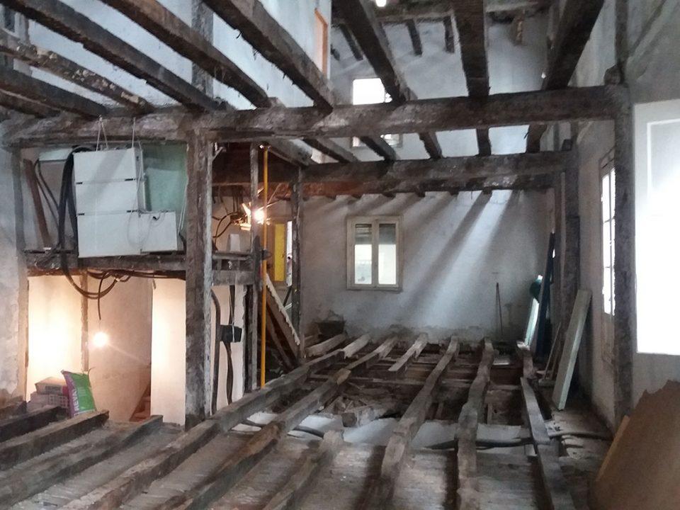 Plagas en la rehabilitación de edificios