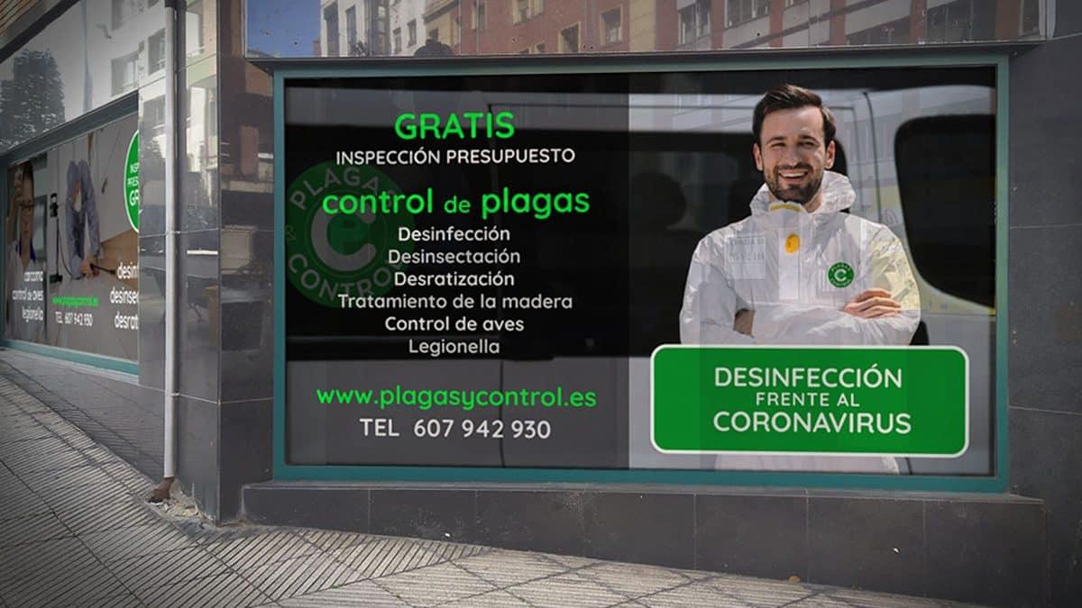 Entrevista en Servimedia: Plagas&Control ofrece servicios de desinfección frente al coronavirus